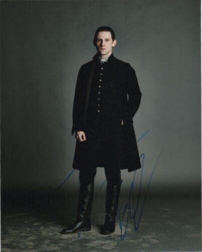 Jamie Bell Turn Autographed Signed 8x10 Photo COA #3