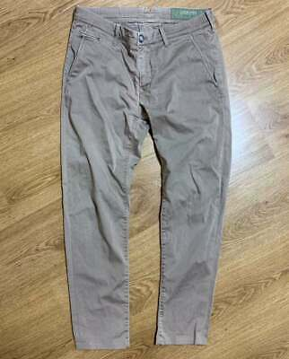 Jacob Cohen Academy Bobby Men's Pants Trousers Size 32x31