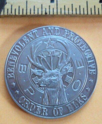 Yakima Washington Lodge No 318 Vintage Token Coin Souvenir BPOE Order of Elks