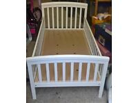 Mothercare junior bed