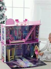 3 Storey Fashion Mansion Doll's House