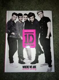 One Direction: Where We Are (100% Official): Our Band, Our Story One Direction