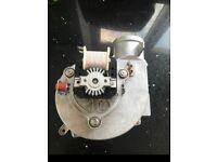 Brand new fan for vailliant turbo max boiler