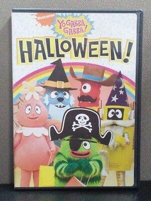 Yo Gabba Gabba!: Halloween!    (DVD)     LIKE NEW (Yo Gabba Gabba Halloween Dvd)