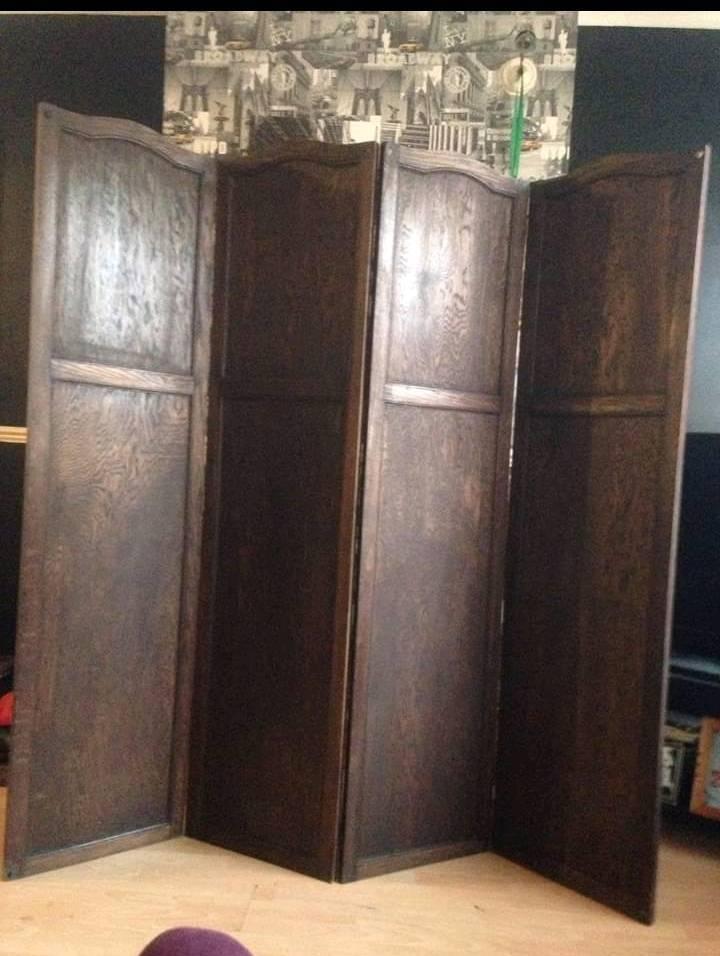 Wooden Room Divider In Ipswich Suffolk Gumtree