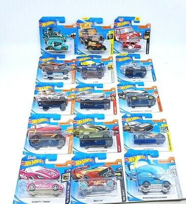 Lot of 45 Hot Wheels Cars Collection (Various Models) - BRAND NEW™