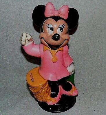 Minnie Mouse Bank Vintage