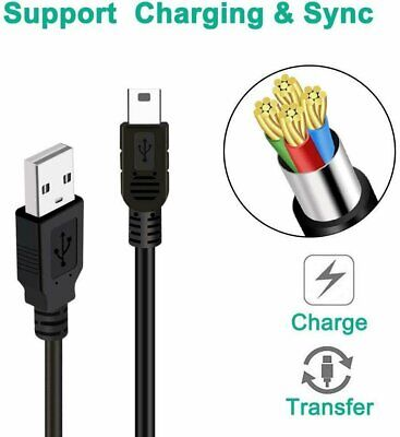 Lot 10pcs USB Controller Charger Cable Cord For Sony Playstation 3 PS3 Cables & Adapters