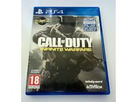 PS4 Call Of Duty Infinate Warfare - Ex Condition