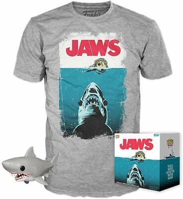 Jaws  Funko POP & Tee Box Night Swim (Large) - new