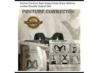 Back Support body brace