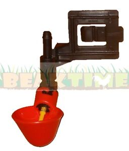 10-CHICKEN-WATER-CUPS-CAGE-BRACKET-New-Drinker-Poultry-Waterer-Fitting-Farm