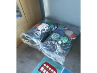 Bags of 6-9 months and 9-12 months boys clothes