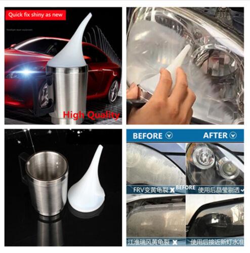 NC-118 Faster Headlight Repair Tool Atomizate Fog Cup Cover Cigarette Lighter