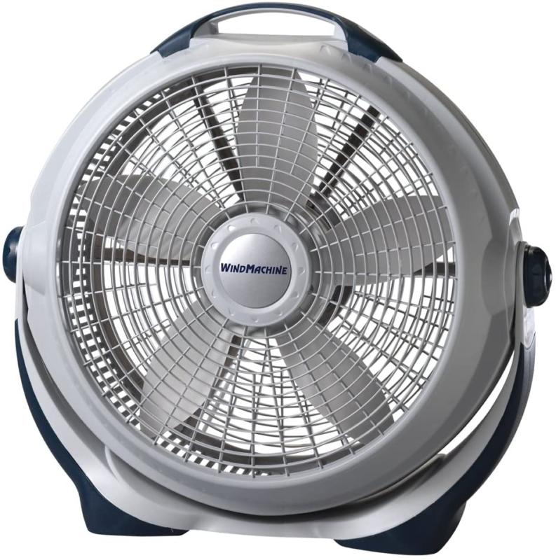 Lasko 3300 Wind Machine Air Circulator Portable High Velocit