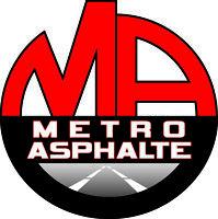 Asphalte pavage réparation stationnement scellant asphalt paving