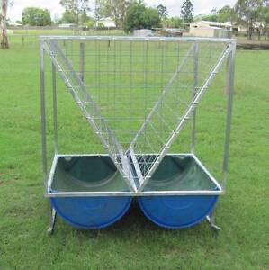 Hay/grain feeder for sale Wondai South Burnett Area Preview