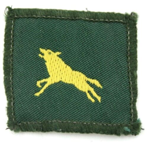 Scouts of South Africa Wolf Patch