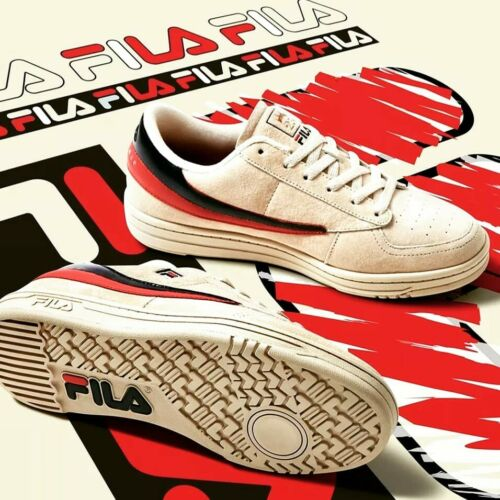 Fila Tennis 88 Notorious Biggie Small Ready To Die 1TM00619 25th Anniver Size 10