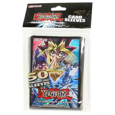 Trading Card Supplies - Yu-Gi-Oh! Card Sleeves -DARK SIDE OF DIMENSIONS (50 Slvs
