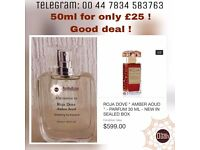ROJA AMBER AOUD HIGH QUALITY DUPE PERFUME SPRAY & OIL