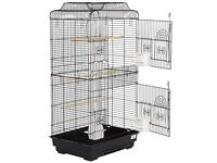 NEW! RTW XL Large Metal Bird Cage Budgie Canary Finch Parrot Bird cage