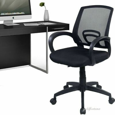 Small Office Chair Swivel Ergonomic Adjustable Rolling Best Computer Desk Seat