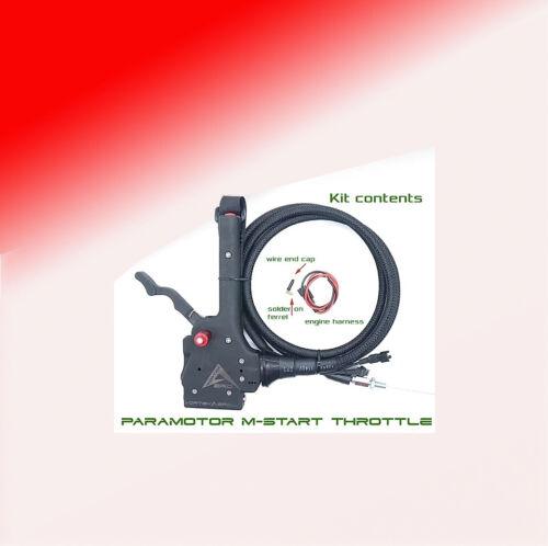 VortexAero Manual PPG paramotor throttle Eos, Simonini, Miniplane, Scout