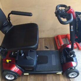 'Pride' GOGO Elite Traveller LX Mobility Scooter