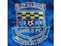 LADIES FOOTBALL - EAST KILBRIDE GIRLS FOOTBALL CLUB - PLAYERS REQUIRED