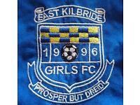 EAST KILBRIDE GIRLS FOOTBALL CLUB - FEMALE PLAYERS REQUIRED