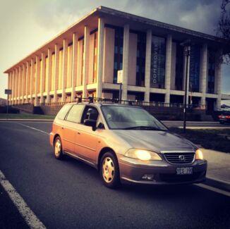 Honda Odyssey / 7 SEATER / Mini Van / 3 Months Rego / SWAP?