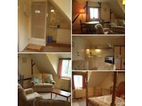 Self Contained 1 Bedroom Flat. Situated in Village close to Mildenhall and the A11.