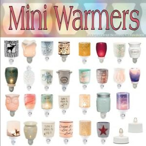 So many new warmers out in new Scentsy catalogue!
