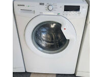 c623 white hoover 7kg 1600spin washing machine comes with warranty can be delivered or collected