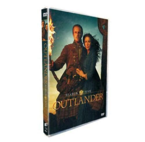 Outlander Season 5 (4-Disc,DVD) Fast Shipping & US Seller