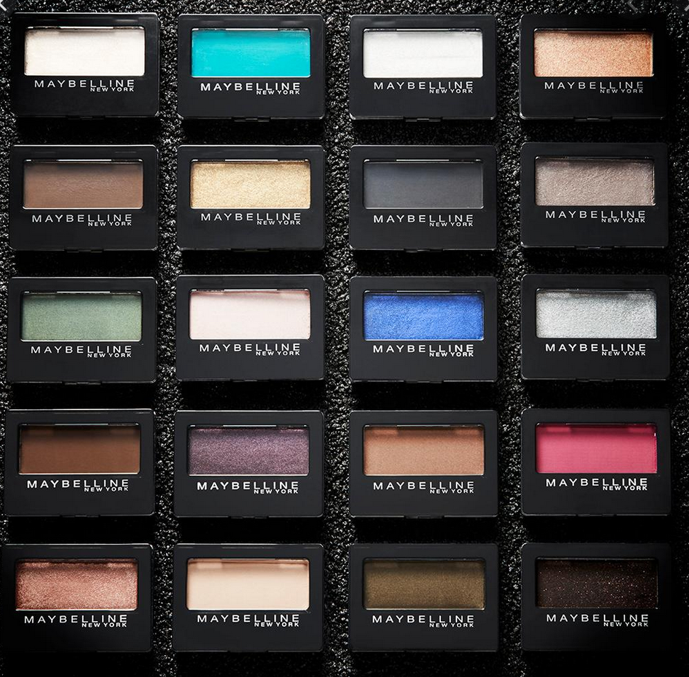 MAYBELLINE Expert Wear Mono Single Eyeshadows