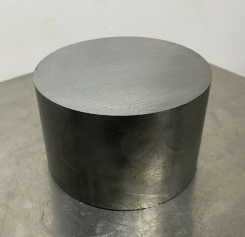 12L14 Steel Bar Stock 4 in Round x 2-1/2 in length