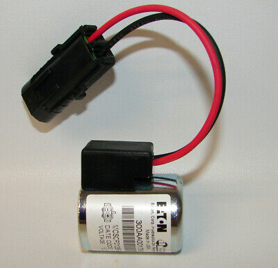 New Eaton Hydraulics 300aa00178a Solenoid Coil 12 Vdc Free Shipping