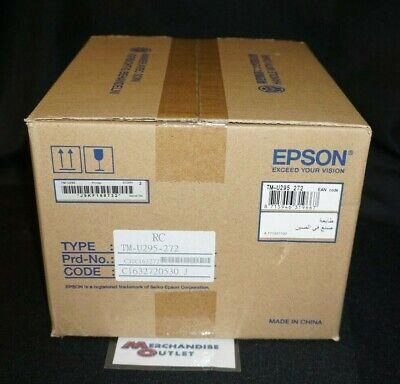 Epson - Tm-u295-272 Receipt Printer
