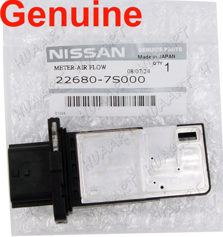 FIts Nissan MASS AIR FLOW METER SENSOR MAF Factory 22680-7S000 AFH70M-38 AF-NS01