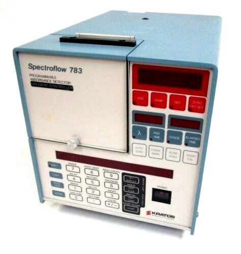 Kratos Analytical Spectroflow 783 Absorbance Detector