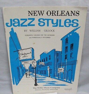 new orleans jazz styles music sheet music jazz sheet music styles (New Orleans Jazz Sheet Music)