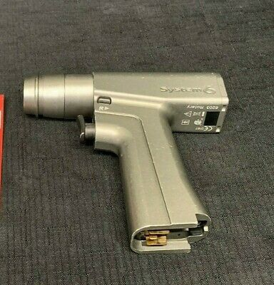 Stryker 6203 System 6 Rotary Power Drill Handpiece