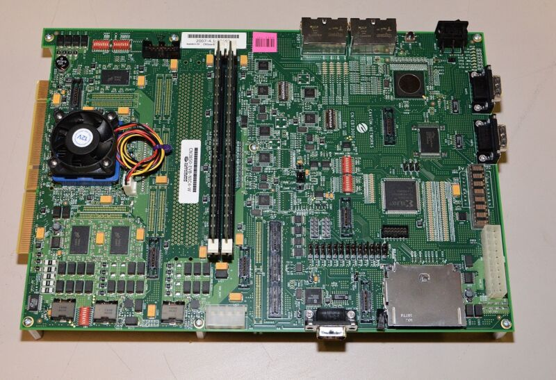 Cavium Octeon CN3850-EVB-NIC4-W Wind River Development Board