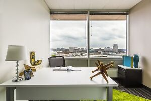 Our offices look much nicer than your home office!