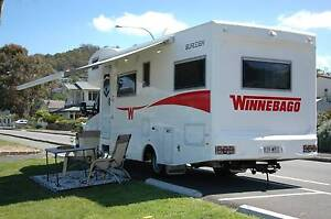6 Berth Luxury 2016 Winnebago Motorhome FOR HIRE from $195 p/n Cambridge Clarence Area Preview
