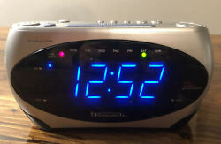 Emerson Research Smart Set Digital Dual Alarm Clock~AM-FM Radio~CKS1862