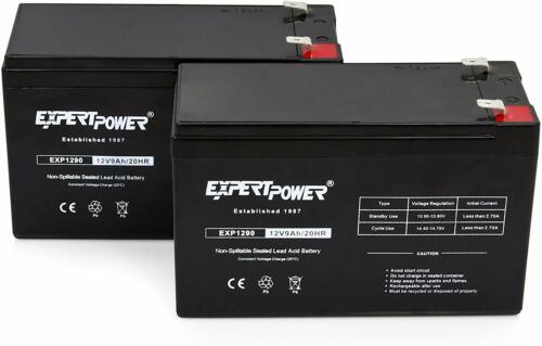 12V 9Ah SLA Backup Battery for APC, UPS, XS1500 ; replaces PS-1290 and RBC5 -2PK