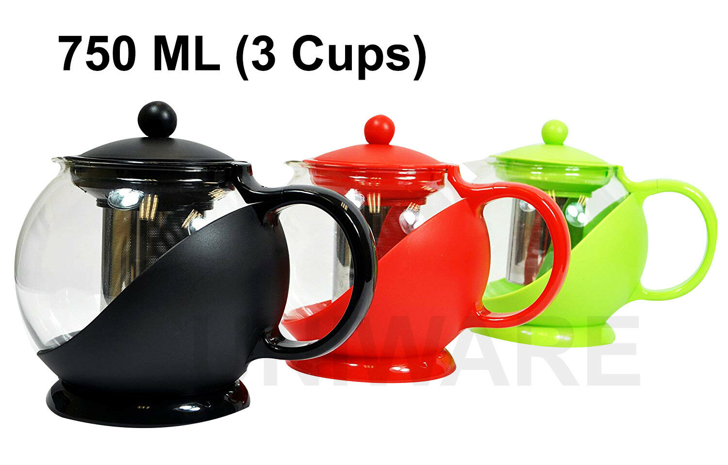 A10043 Tea Pot/Coffee Pot with Removable Stainless Steel Fil
